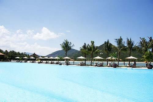 Nhà vườn, resort triệu đô của gia đình Á hậu Thiên Lý 3
