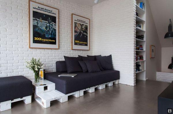 Ngắm căn hộ hiện đại với gam màu đen trắng 1