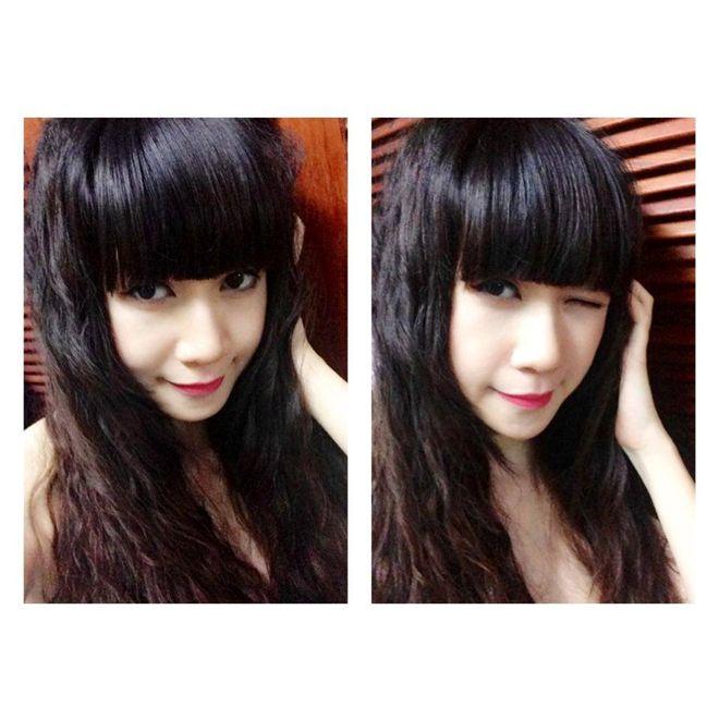 Vợ hot girl của Lý Hải xinh tươi như thiếu nữ 10
