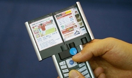 Những điện thoại có thiết kế lập dị nhất lịch sử 7