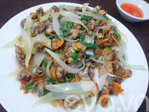 Những món hàu, sò ngon cho người mê hải sản 5