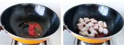 Thịt kho khoai tây đậm đà lạ miệng 3
