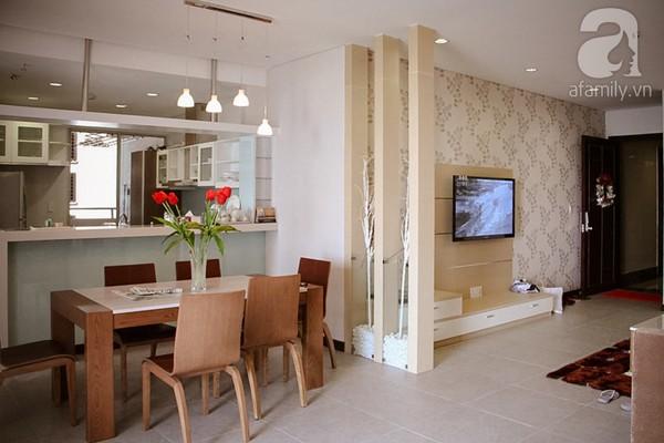Ngắm căn hộ sang trọng với nội thất tông trầm ở TP Hồ Chí Minh 6