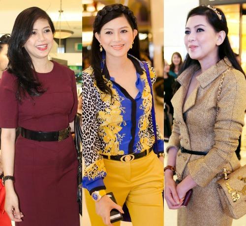 10 mỹ nhân Việt dùng hàng hiệu xa xỉ nhất 2013 6