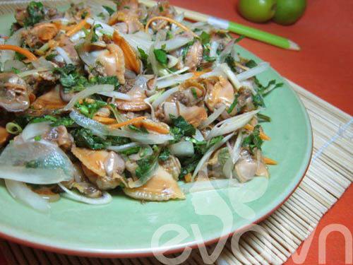 Những món hàu, sò ngon cho người mê hải sản 8