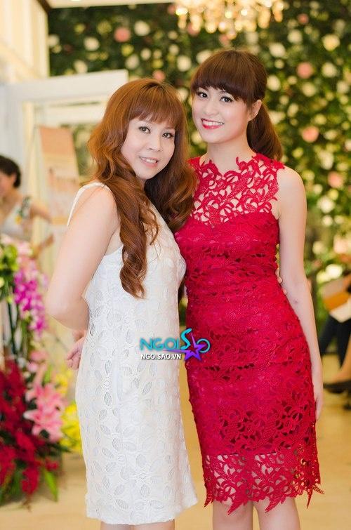 """Những cặp mẹ - con sao Việt trẻ trung như... """"hai chị em"""" 5"""