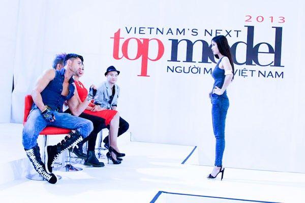 Vợ Phan Thanh Bình: 'Tôi xứng đáng tiến xa ở Next Top Model' 2