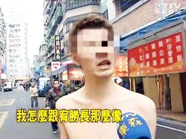 Những màn khỏa thân trên đường gây chú ý 2