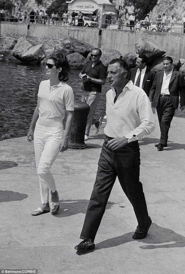 Bật mí chuyện tình ái của cựu Đệ nhất phu nhân Jackie Kennedy 8