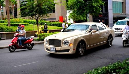 Những siêu xe Việt khiến báo nước ngoài 'choáng' 6