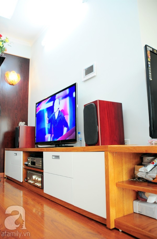 Thăm căn hộ có không gian bếp hoàn hảo ở Dịch Vọng, Hà Nội 4