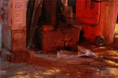 Hà Nội: Bàng hoàng phát hiện xác trẻ sơ sinh đẻ non bị vứt trên hè phố 1