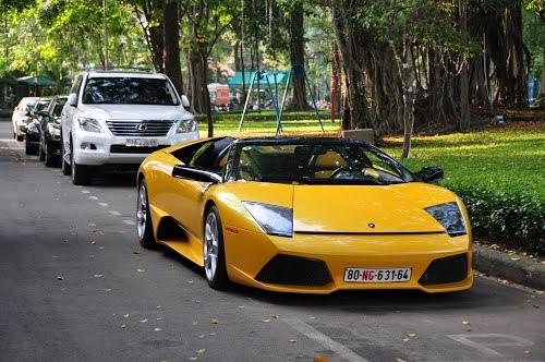 Choáng dàn xe 4 triệu đô của đại gia Tuyên Quang 4