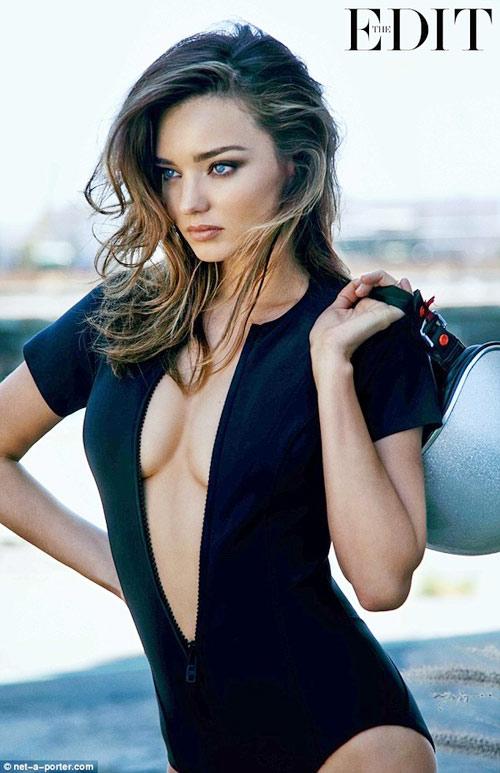 """Siêu mẫu Miranda Kerr phủ nhận tin """"cặp kè"""" với người tình của Angelina Jolie 2"""