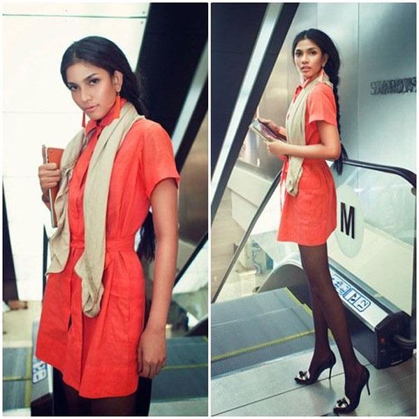 Gu thời trang đẹp lạ của Trương Thị May 9