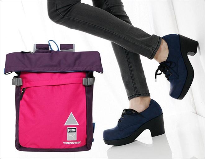 Cách phối đồ hoàn hảo giữa giày và túi 4